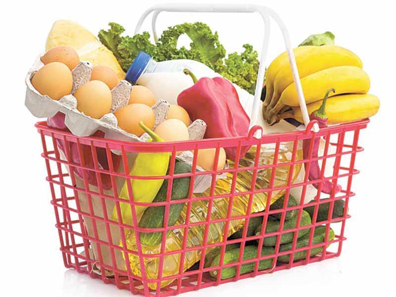 Canasta básica alimentaria absorbe el 60 por ciento del salario mínimo