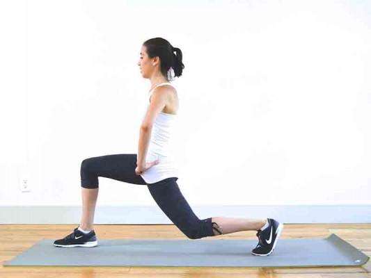 Tonifica los glúteos y piernas