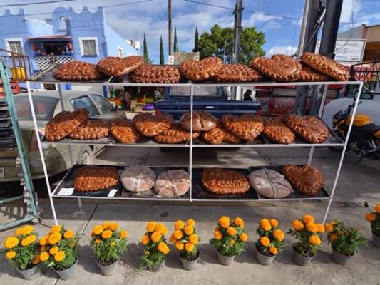 Cancelan Feria Anual de Pan de Muerto en San Mateo Ixtacalco