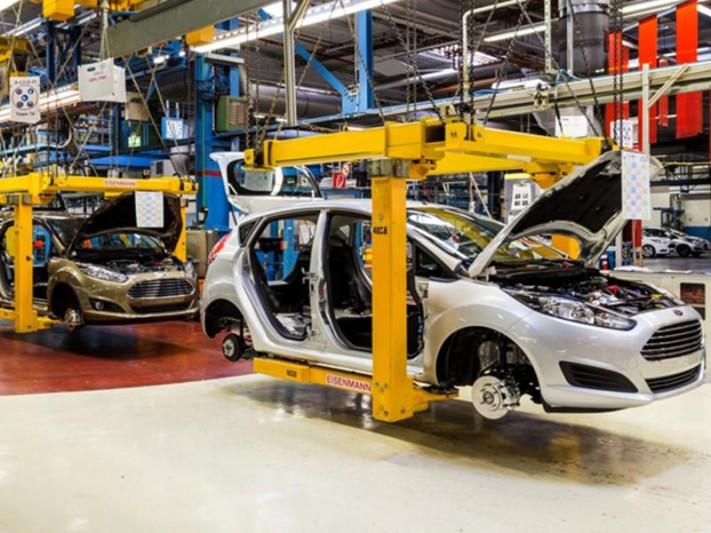 Realiza Ford Motor Company paro técnico de labores en sus plantas