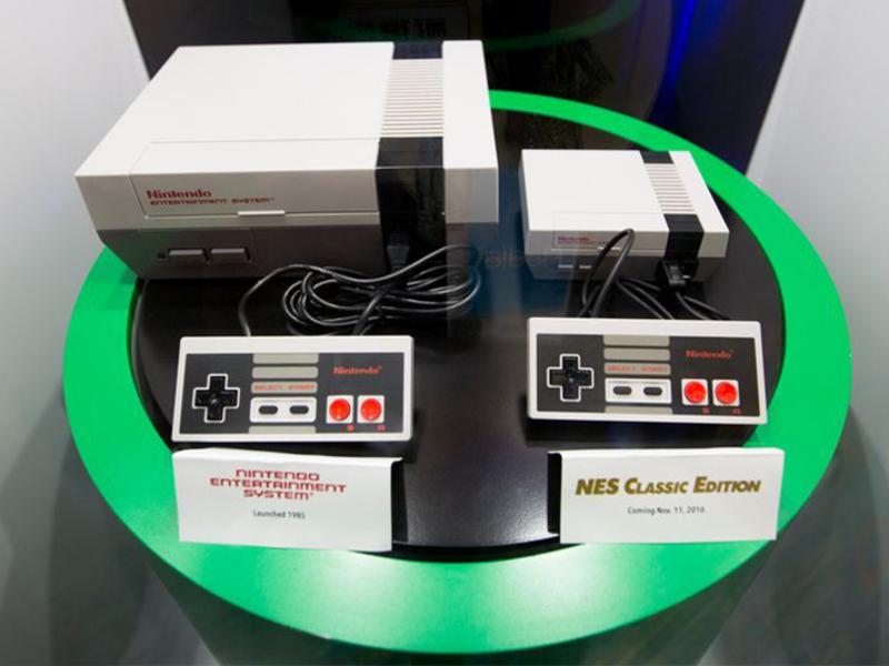 NES Classic Edition ¡un viaje al pasado  más retro!