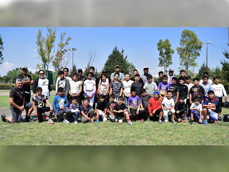 Cobras y All Blacks fusionan sus equipos en categorías infantiles