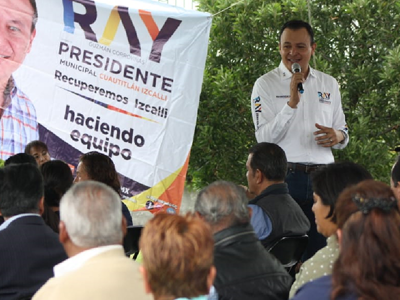 Seré un presidente municipal aliado de los empresarios: Raymundo Guzmán
