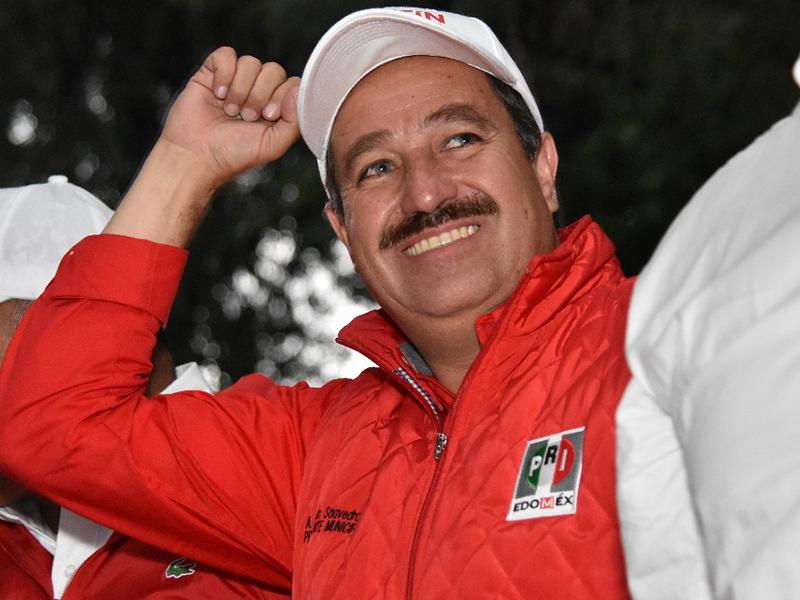 Inició Martín Saavedra sus cierres de campaña  a la presidencia municipal