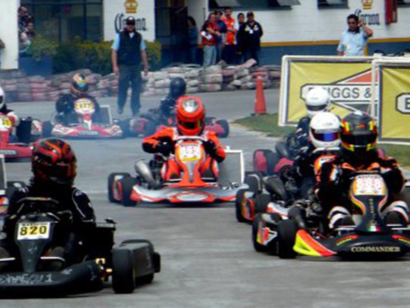 Kartódromo Izcalli, ideal para divertirse e iniciarse en el mundo del automovilismo