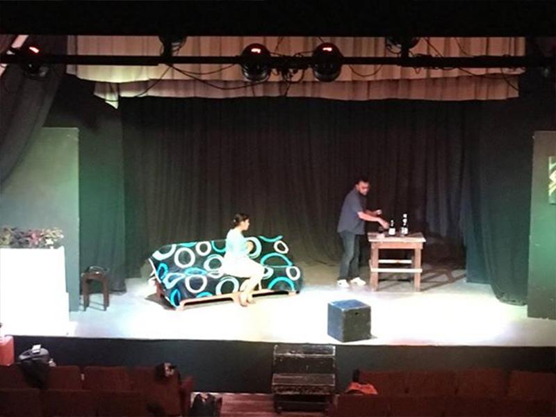 Música y Teatro para este mes, en el CRCCI