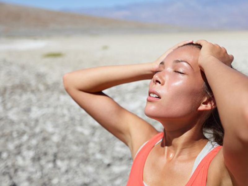 ¿Qué le ocurre al cerebro cuando estamos deshidratados?