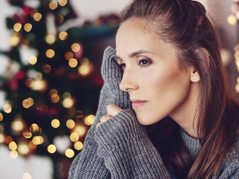 6 cosas que más deprimen a las mujeres en Navidad