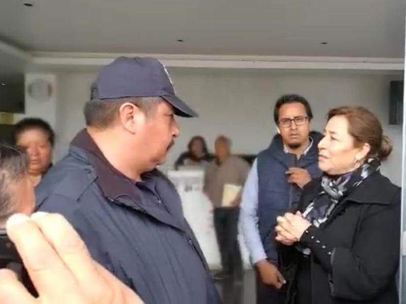 Cierre del Palacio generó críticas en redes sociales