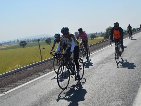 Preparan ciclistas de San Martín décima peregrinación a San Juan de los Lagos