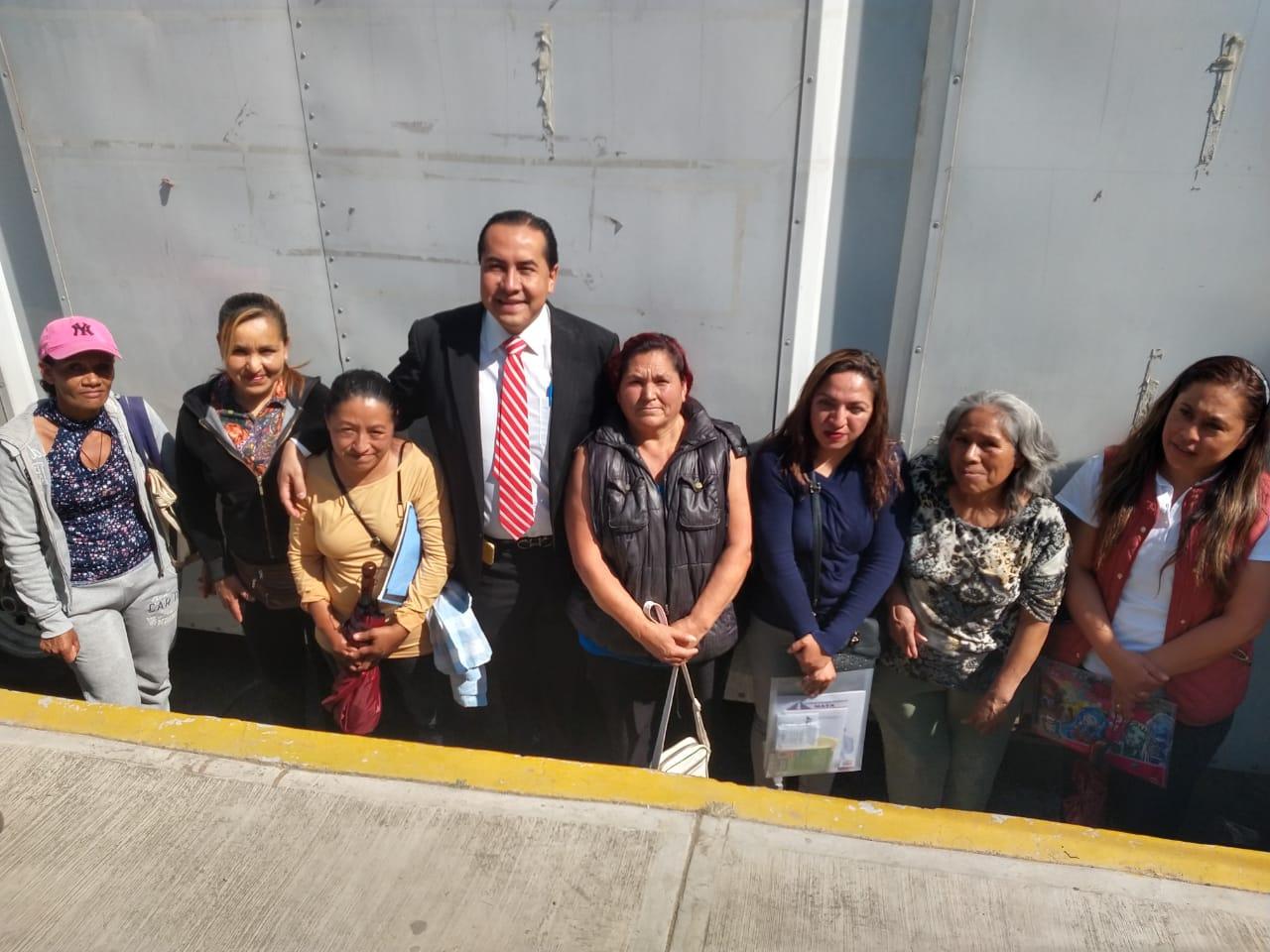 Impulsa Arturo Del Moral campaña de mastografías en Izcalli