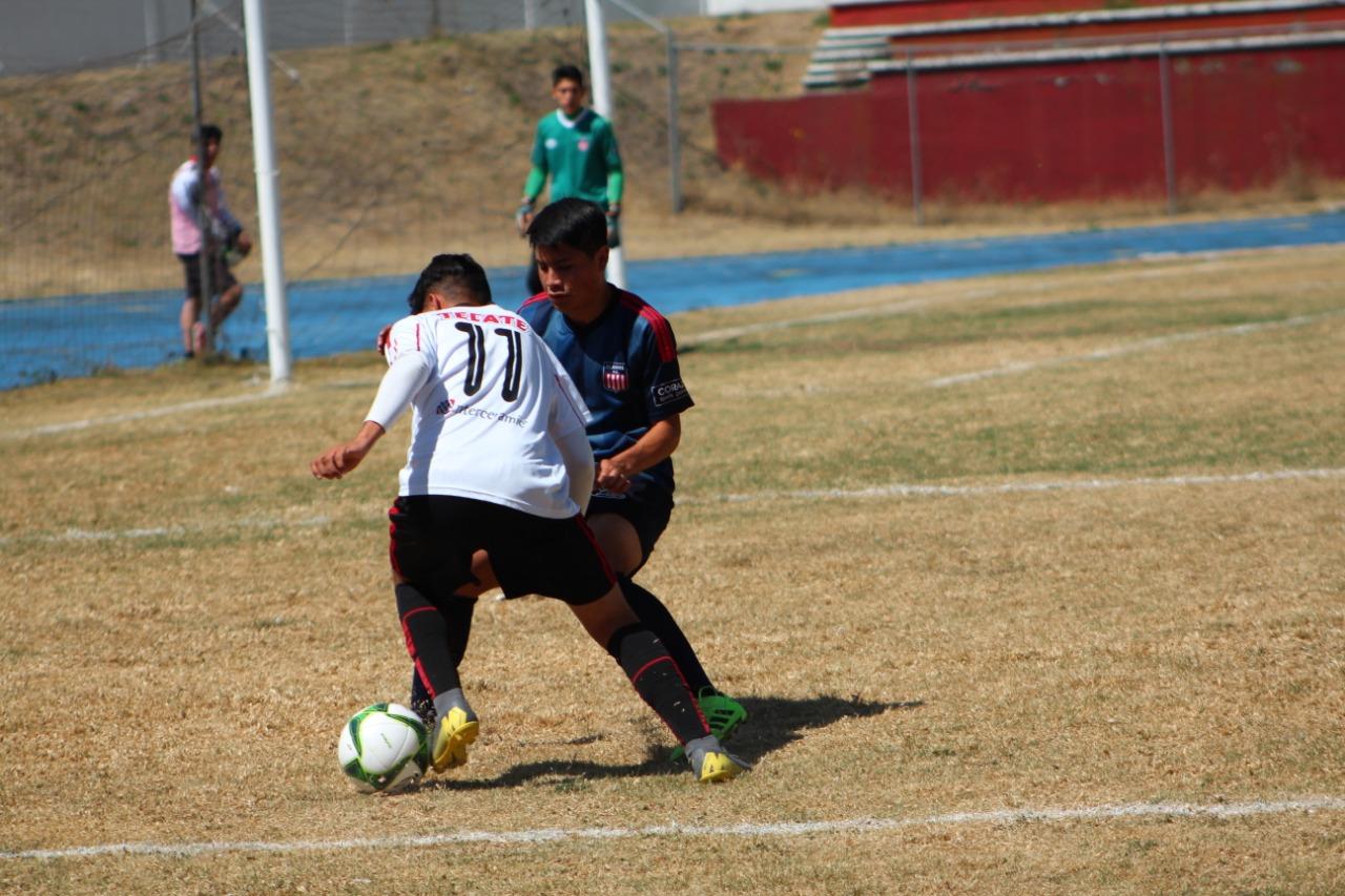AEM goleó 5-0 a domicilio a los Leopardos de Iztapalapa