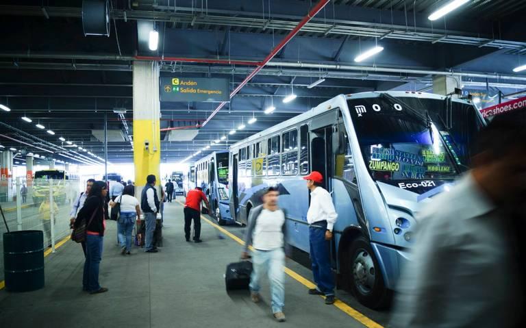 Preparan incremento a tarifas de transporte público en el Edomex