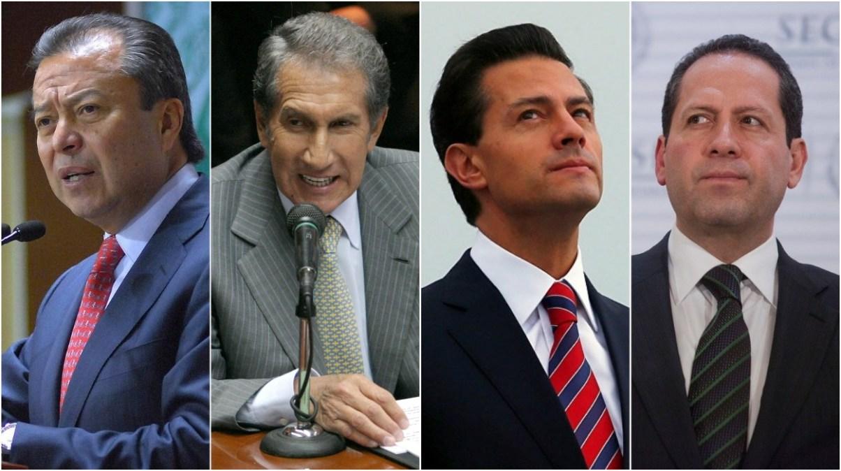 Quitan escoltas y privilegios a ex gobernadores del Edomex