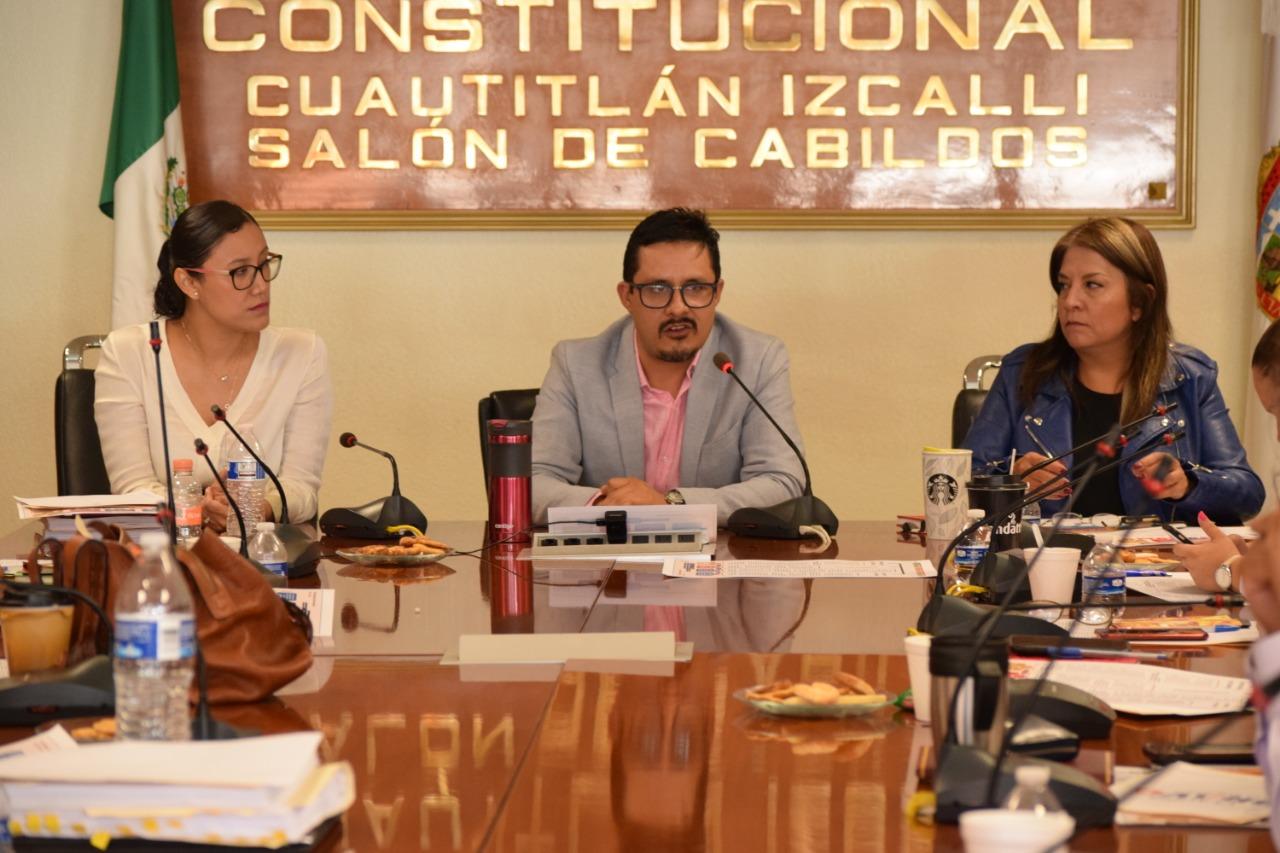 Alexis Flores fue electo como el nuevo Defensor Municipal