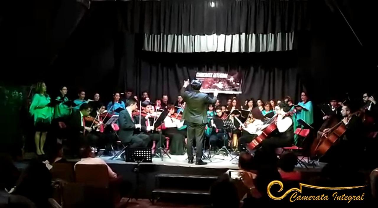 La Camerata Integral se prepara para participar en el Festival de Violoncello