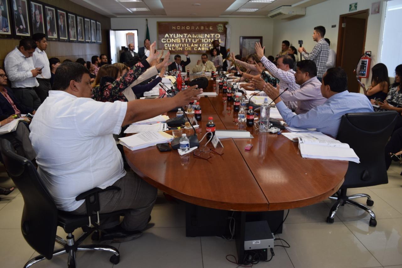 Cuánto ganan los funcionarios municipales de Cuautitlán Izcalli