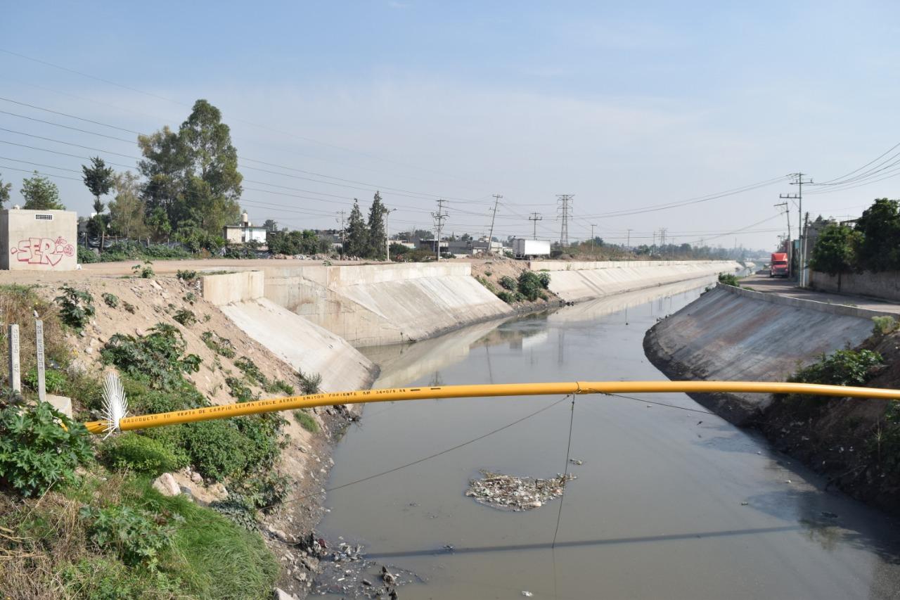 Detenidos los trabajos del Túnel Emisor Poniente II