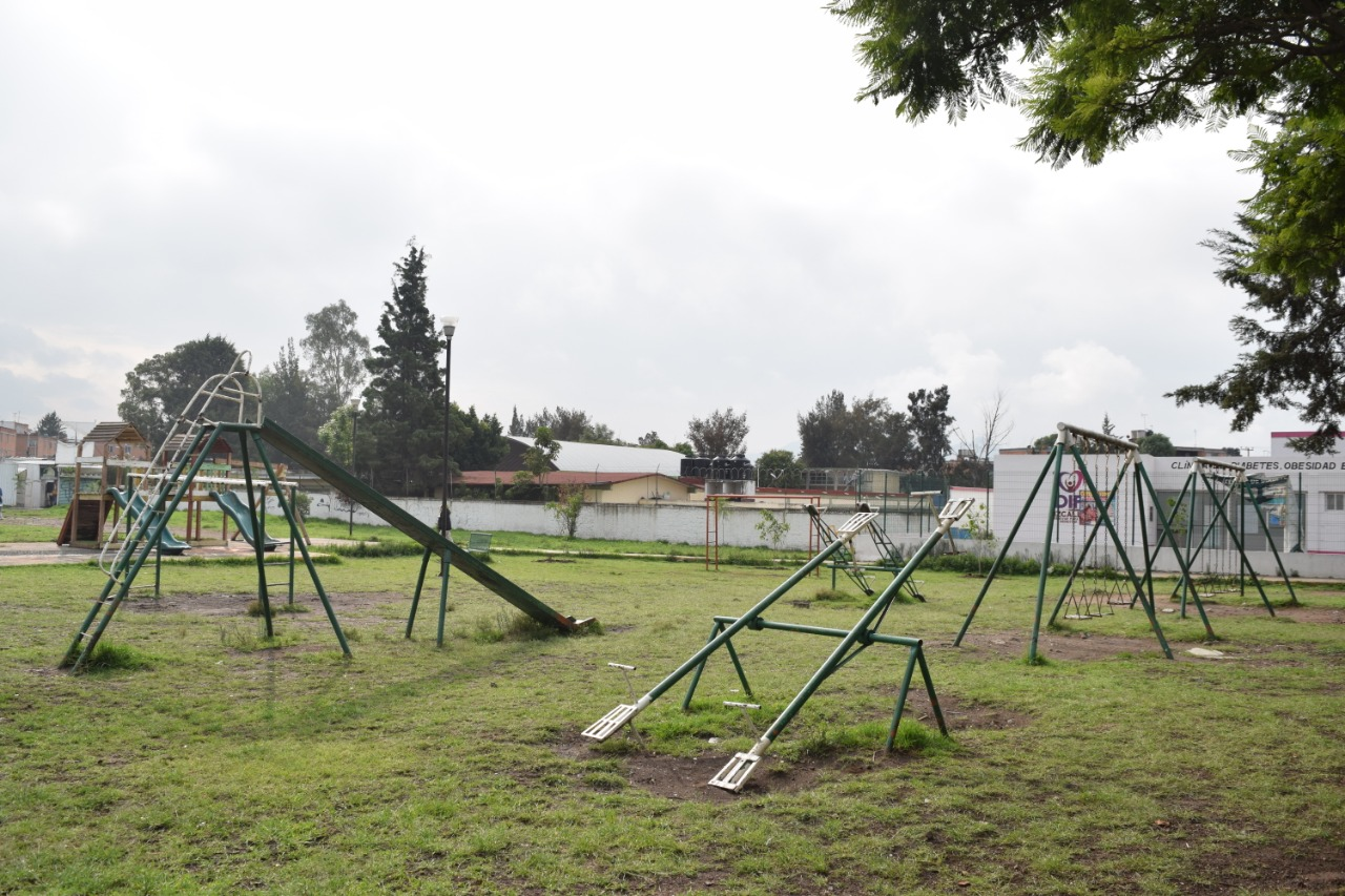Promueven mejoras en los espacios públicos de la Fidel Velázquez