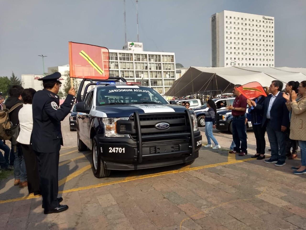 Empresa proveedora de patrullas no cumplió con el contrato de compra