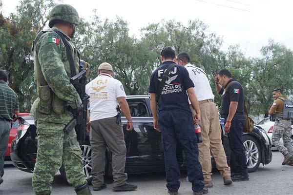 Aseguran a 41 personas tras operativo rastrillo en el Valle de México