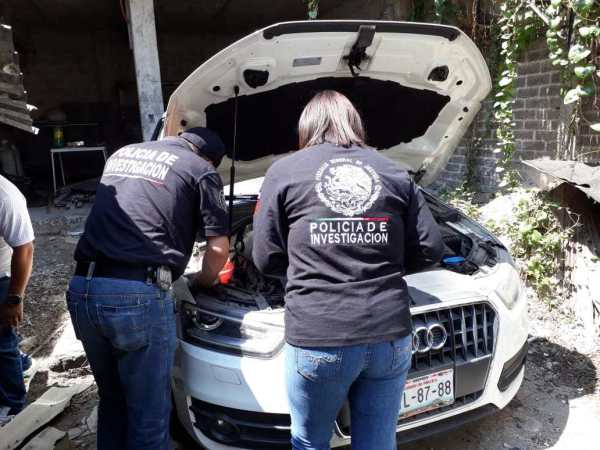 El Edomex encabeza lista nacional por robo de autos