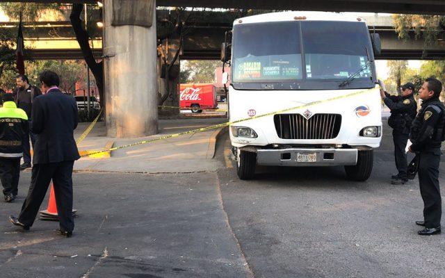 Proponen elevar a delito grave el robo en transporte público
